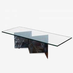 Directional Paul Evans PE 11 Angle Zig Zag Cocktail Table for Directional - 1928116
