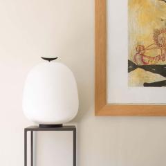 Disderot Large Joseph Andr Motte J13 Table Lamp in Metal and Glass for Disderot - 1561656