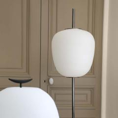 Disderot Large Joseph Andr Motte J13 Table Lamp in Metal and Glass for Disderot - 1561657