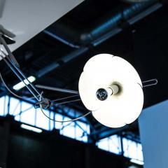 Disderot Olivier Mourgue Model 2093 A Wall or Ceiling Lamp for Disderot - 1448769