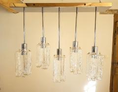 Dlightus DLightus Bespoke Chandelier Chrome Glass Customizable Limited Edition  - 753989