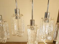 Dlightus DLightus Bespoke Chandelier Chrome Glass Customizable Limited Edition  - 753993