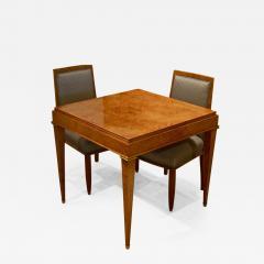 Dominique Dominique French 1940s Game Table - 1543657