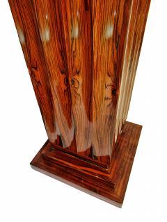 Dominique Pair Fine Art Deco Palisander Pedestals Dominique - 723400
