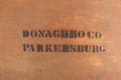 Donaghho Son Harman Brothers Whiskey Merchants Stoneware Cooler - 1373343