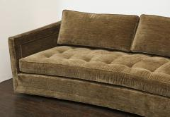 Donzella Elegant Made To Order Curved Sofa - 240670
