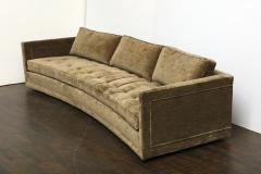 Donzella Elegant Made To Order Curved Sofa - 240671