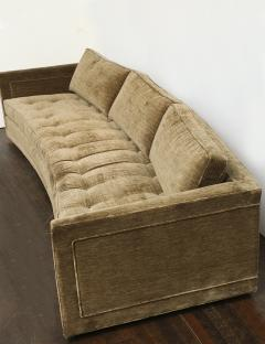 Donzella Elegant Made To Order Curved Sofa - 240673