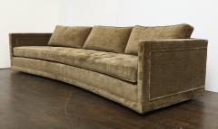 Donzella Elegant Made To Order Curved Sofa - 240674