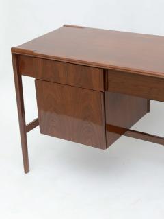 Drexel American Modern Walnut Desk by Drexel - 106382