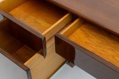 Drexel American Modern Walnut Desk by Drexel - 106385