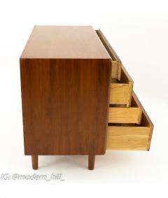 Drexel Drexel Heritage Furniture Barney Flagg Drexel Parallel Mid Century 4 Drawer Chest - 1830566