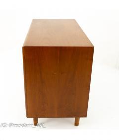 Drexel Drexel Heritage Furniture Barney Flagg Drexel Parallel Mid Century 4 Drawer Chest - 1830570