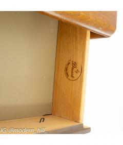 Drexel Drexel Heritage Furniture Barney Flagg Drexel Parallel Mid Century 4 Drawer Chest - 1830571