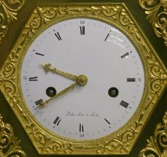 Dubuc Aine Paris c 1810 French Ormolu Mantle Clock - 1184077