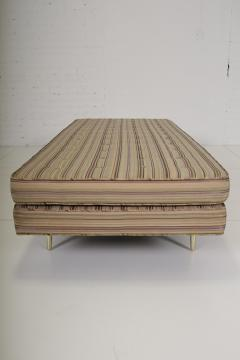 Dunbar Dunbar Brass Leg Day Bed Edward Wormley 1950 - 1315031