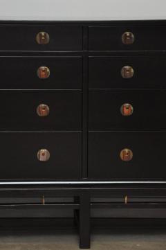 Dunbar Dunbar Dresser by Edward Wormley with Brass and Rosewood Pulls - 1092299