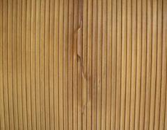 Dunbar Dunbar Mister Chest with Tambour Doors by Edward Wormley - 1315145