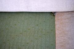 Dunbar Impeccable Reupholstered Dunbar Sectional Sofa by Edward Wormley - 1175995