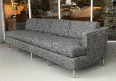 Dunbar Midcentury Dunbar Style Sofa with 10 Legs - 1397705