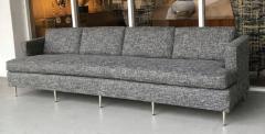 Dunbar Midcentury Dunbar Style Sofa with 10 Legs - 1397706
