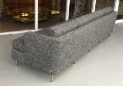 Dunbar Midcentury Dunbar Style Sofa with 10 Legs - 1397707
