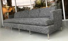 Dunbar Midcentury Dunbar Style Sofa with 10 Legs - 1397710