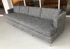Dunbar Midcentury Dunbar Style Sofa with 10 Legs - 1397715