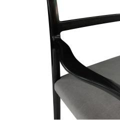Dunbar Roger Sprunger Set of 6 Dining Chairs for Dunbar 1967 Signed  - 1643578