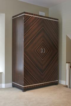 Dunleavy Bespoke Furniture Macassar Collection Armoire - 1586715