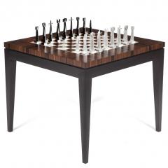 Dunleavy Bespoke Furniture Macassar Collection Chess Table - 1586707