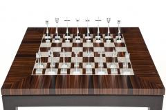 Dunleavy Bespoke Furniture Macassar Collection Chess Table - 1586709