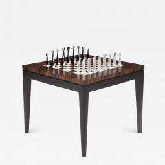 Dunleavy Bespoke Furniture Macassar Collection Chess Table - 1587689