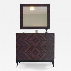 Dunleavy Bespoke Furniture Macassar Collection Chest of Drawers - 1587687