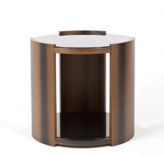 Dunleavy Bespoke Furniture Macassar Collection Round Sible Table - 1586719