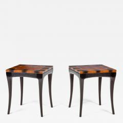 Dunleavy Bespoke Furniture Macassar Collection Side Tables - 1587691