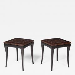 Dunleavy Bespoke Furniture Macassar Collection Side Tables - 1587692