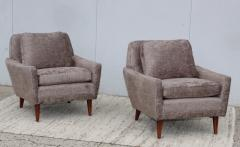 Dux Mid Century Modern Swedish Lounge Chairs By Dux - 1355310
