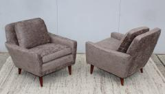 Dux Mid Century Modern Swedish Lounge Chairs By Dux - 1355313