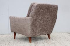Dux Mid Century Modern Swedish Lounge Chairs By Dux - 1355318