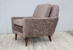 Dux Mid Century Modern Swedish Lounge Chairs By Dux - 1355320