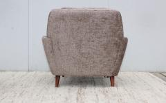 Dux Mid Century Modern Swedish Lounge Chairs By Dux - 1355321