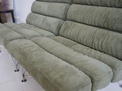 Dux Pair of Green Lounge Chairs by DUX Design Team - 1190803