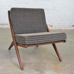 Dux Scandinavian modern scissor lounge chair by folke ohlsson for dux - 1624952