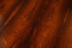 Dyrlund A Danish Rosewood Lotus Design Dining Table by Dyrlund - 1083820