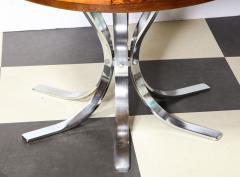 Dyrlund A Danish Rosewood Lotus Design Dining Table by Dyrlund - 1083825