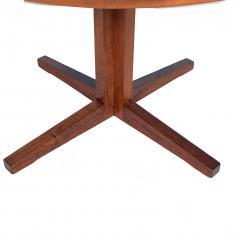 Dyrlund A Dyrlund teak Lotus or Flip Flap dining table 1960s - 1677080