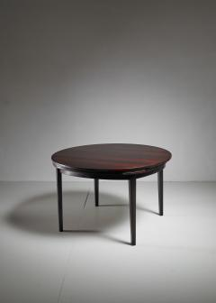 Dyrlund Dyrlund flip flap Lotus dining table Denmark 1960s - 951763