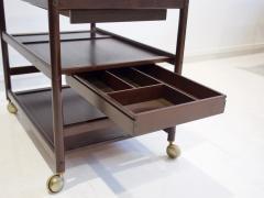 Dyrlund Mahogany Tray Table by Dyrlund - 1190612