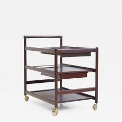 Dyrlund Mahogany Tray Table by Dyrlund - 1191035
